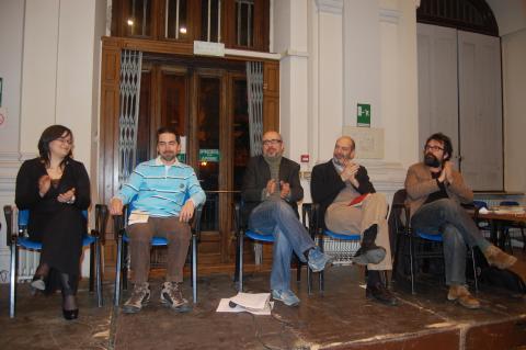 I Poeti si riprendono la notte 2013 con Marco Ardemagni e Guido Catalano