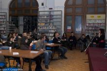 La MezzaNotte dei Poeti: reading alla Biblioteca di Pinerolo