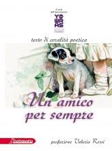 Copertina raccolta di poesie Un amico per sempre Puntoacapo Edizioni