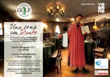Una cena con Dante - 18 agosto 2012 - Pragelato (To)