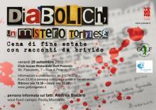 Diabolich, un mistero torinese - 28 settembre 2012 - Pinerolo